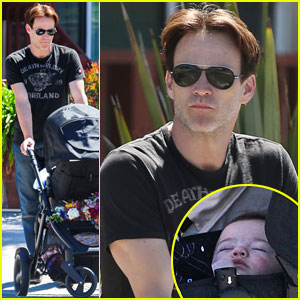 Stephen Moyer: Daddy Day Out