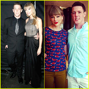 Taylor Swift Brings Cancer Survivor to ACM Awards 2013!