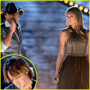 Taylor Swift, Tim McGraw, & Keith Urban - ACM Awards Performance 2013