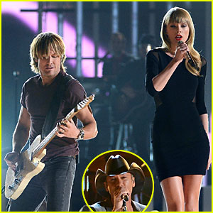 Taylor Swift: Tim McGraw's Superstar Summer Night Performer!