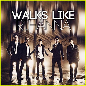 The Wanted: 'Walks Like Rihanna' - LISTEN NOW!
