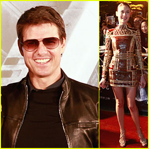 Tom Cruise: Ankle Injury from Kicking on 'Jack Reacher' Set