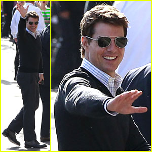 Tom Cruise: 'Jimmy Kimmel Live' Guest!