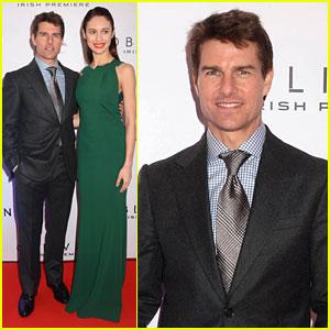 Tom Cruise & Olga Kurylenko: 'Oblivion' Dublin Premiere!