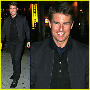 Tom Cruise: 'Yukikaze' Star!