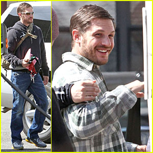 Tom Hardy: 'Men's Health' Magazine's Second Most Fittest Man!
