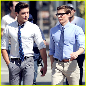 Zac Efron & Dave Franco: 'Townies' Twosome!