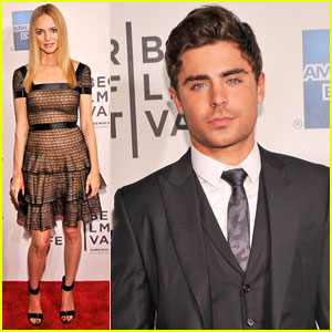 Zac Efron & Heather Graham: 'At Any Price' Premiere