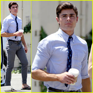 Zac Efron: Maika Monroe & I Drove a Golf Cart on Race Track!