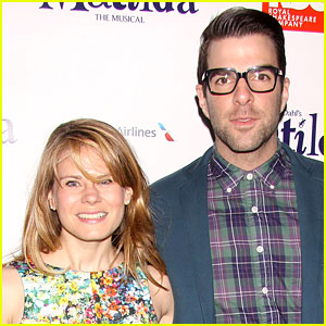 Zachary Quinto: Broadway Debut in 'The Glass Menagerie'!