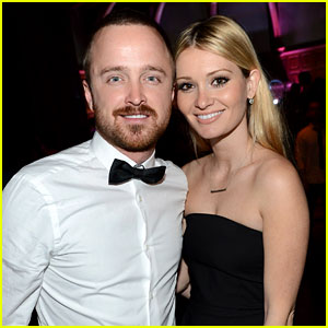 Aaron Paul: Married to Lauren Parsekian!