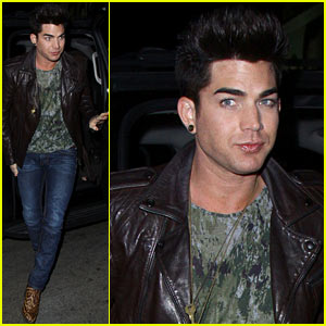Adam Lambert: 'American Idol' Duet Next Week with Angie Miller?