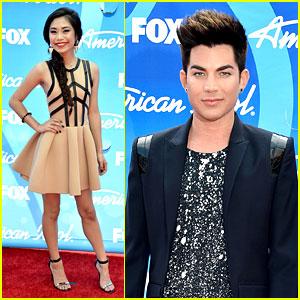 Adam Lambert & Jessica Sanchez: 'American Idol' Finale!