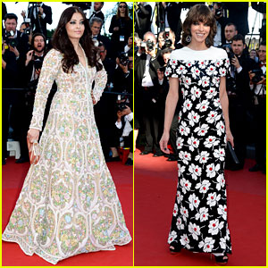 Aishwarya Rai & Milla Jovovich: 'Blood Ties' Cannes Premiere!