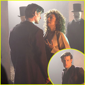 'Doctor Who' Finale Tonight -- River Song Returns!