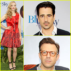 Amanda Seyfried & Colin Farrell: 'Epic' New York Premiere!