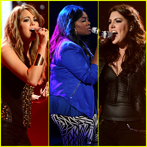 'American Idol' Top 3 Performance Videos - Who Will Win?