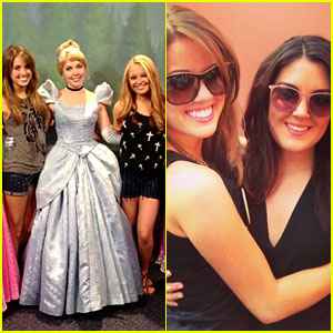 Angie Miller & Kree Harrison: 'American Idol' Takes Over Disney!