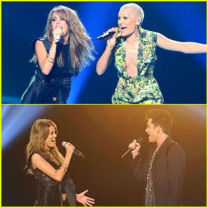 Angie Miller, Adam Lambert, & Jessie J Perform on 'American Idol' Finale - Watch Now!