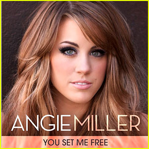 Angie Miller: 'You Set Me Free' Studio Version - Listen Now!