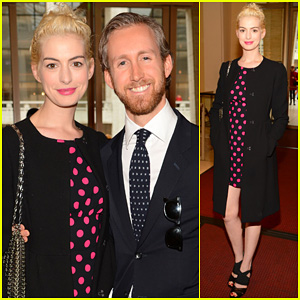 Anne Hathaway: An Evening Celebrating Lincoln Center!