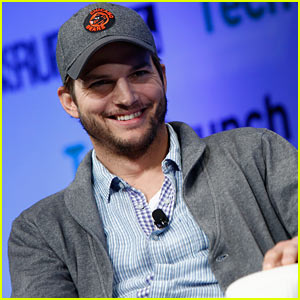 Ashton Kutcher: TechCrunch Disrupt NY Speaker!