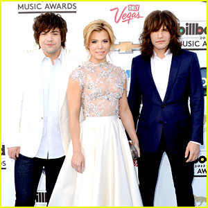The Band Perry - Billboard Music Awards 2013 Red Carpet