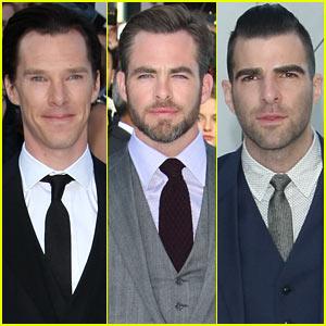 Benedict Cumberbatch & Chris Pine: 'Star Trek Into Darkness' UK Premiere