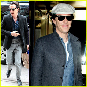 Benedict Cumberbatch Does Impersonations for Jimmy Fallon!