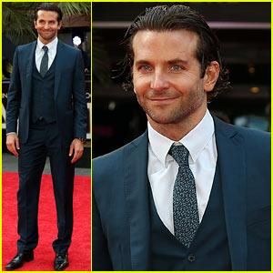 Bradley Cooper: 'Hangover Part III' UK Premiere!