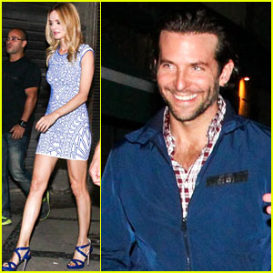 Bradley Cooper: 'Hangover' Night Out with the Cast!
