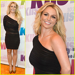 Britney Spears: Wango Tango 2013 Co-Host!