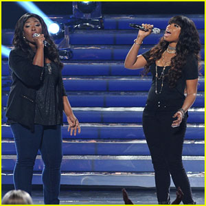 Candice Glover & Jennifer Hudson Duet on 'Idol' Finale (Video)