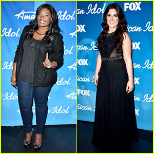 Candice Glover: 'American Idol' Finale Press Room After Win!