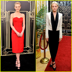 Carey Mulligan: 'Great Gatsby' Premiere & 'GMA' Appearance!