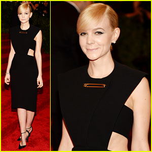 Carey Mulligan - Met Ball 2013 Red Carpet