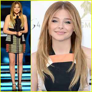 Chloe Moretz - Billboard Music Awards 2013