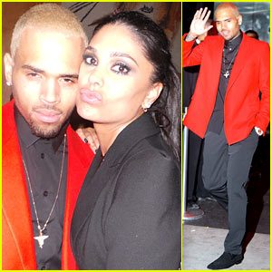Chris Brown - Met Ball 2013 After Party!