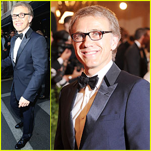 Christoph Waltz - Met Ball 2013 Red Carpet