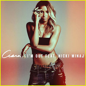 Ciara feat. Nicki Minaj: 'I'm Out' - Listen Now!