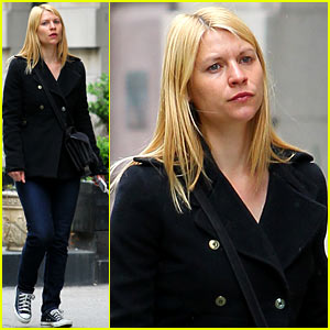 Claire Danes: First Choice Actress for 'Homeland'!