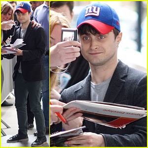 Daniel Radcliffe: 'I've Had an Amazing Decade'