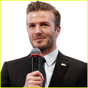 David Beckham Announces Retirement from Soccer
