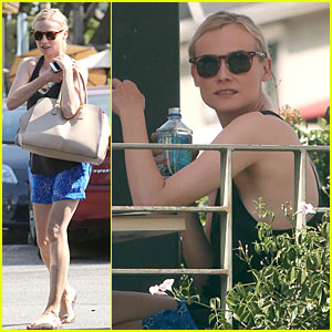 Diane Kruger: '5 to 7' Movie Exit