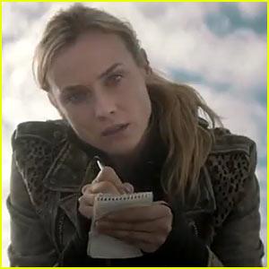 Diane Kruger: 'The Bridge' Trailer - Watch Now!