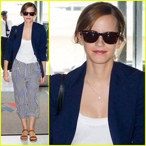 Emma Watson: Success is 'Incredibly Unnerving'