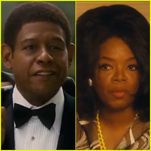 Forest Whitaker & Oprah Winfrey: 'The Butler' Trailer!