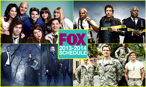 Fox New Shows 2013-14: Watch Trailers Now!
