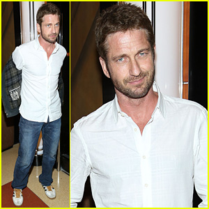 Gerard Butler: 'The Great Gatsby' NYC Screening After Party!