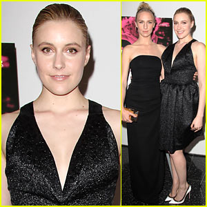 Greta Gerwig: 'Frances Ha' New York Premiere!